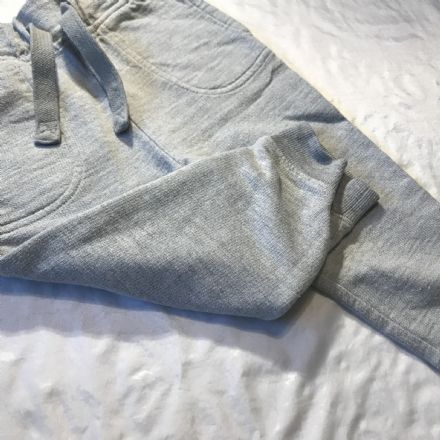 12-18 Month  Unisex Grey Joggers